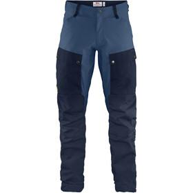Fjällräven Keb Pantalones Hombre, azul